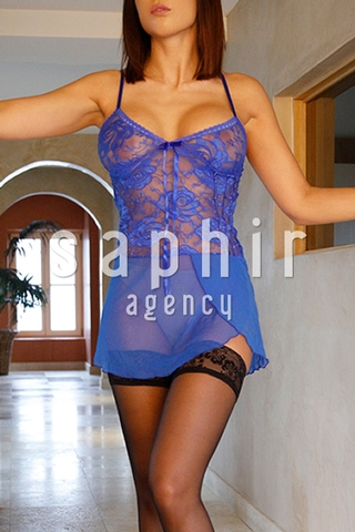 Escort Tiffany : Saphir Escort Agency